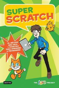libro scratch para niños